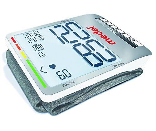 Medel 95130 Connect MP01 Misuratore di Pressione da Polso con Software per Lo Scarico Dati