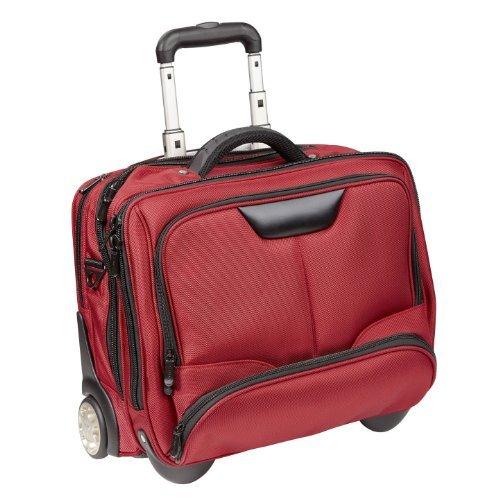 Dermata sac de voyage d'affaires en nylon, 43,2 cm, rouge – 3456 Nyrot