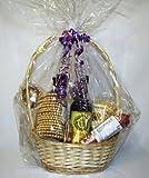 Geschenkidee Geschenkkörbe - Geschenk-Korb Ardenner Schmauß, gefüllt mit Bordeaux und belgischen Süssigkeiten