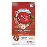 Purina ONE SmartBlend Dry Dog Food, Healthy Weight Formula, 8-Pound Bag by Purina ONE