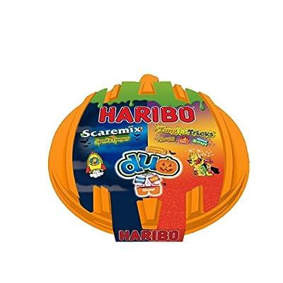 Haribo Scaremix and Tangfastricks Duo Tub 800 g (Pack of 4)