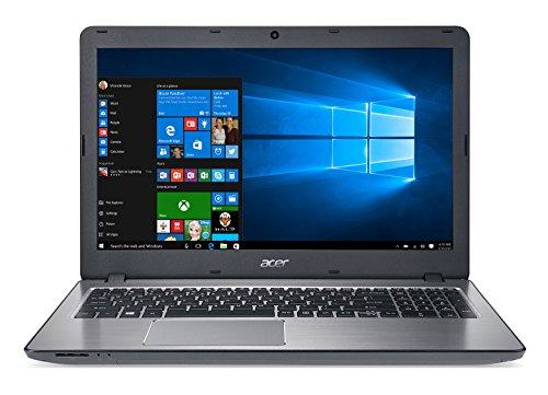 "Foto Acer Aspire F5-573G-54WE Notebook, Display da 15.6"" FHD, Processore Intel Core i5-7200U, RAM da 8 GB DDR4, SSD 256 GB, Scheda Grafica nVidia GeForce 940MX, 2GB GDDR5, Grigio"