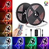 Elfeland LED Streifen 10M LED Strip Stripes RGB 300 Leds