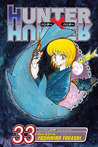 Hunter x Hunter, Vol. 33 por Yoshihiro Togashi