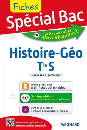 Spécial Bac : Fiches Histoire-Géo Tle S