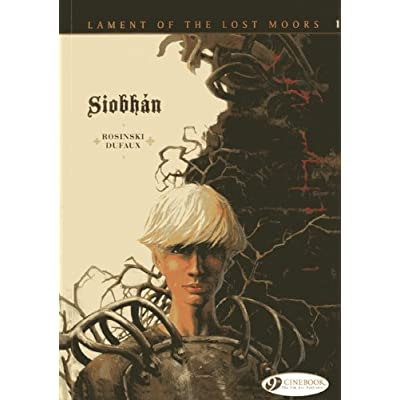 Lament of the lost moors - tome 1 Siobhan (01)