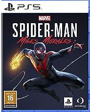 Marvel's Spider-Man Miles Morales - PlayStation 5 (KSA Vers