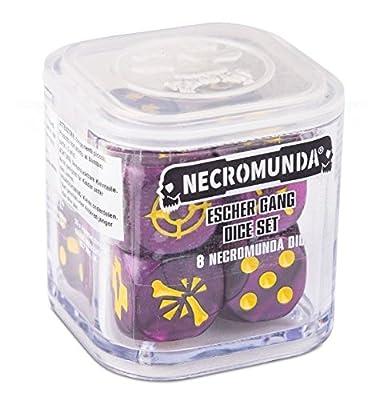 Necromunda+%3A+Gang+Escher+Dice+Set