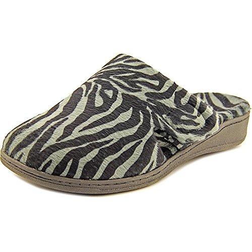 Vionic Gemma, Pantoufles Femme Grey Zebra