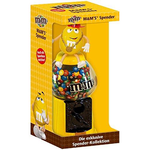 Ms Und M Kostüm (M&M's/M&M Spender/Dispenser- Yellow - Coin)