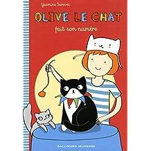 Olive le chat fait son numéro