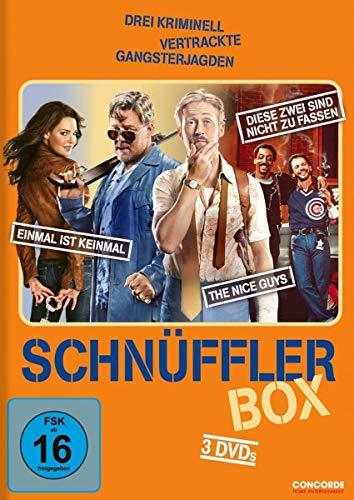 Schnüffler-Box [3 DVDs]