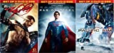 Superman - Man Of Steel/300: Rise Of An Empire/Pacific Rim