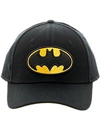 DC Comics Batman Symbol Flex Fit Casquette De Baseball