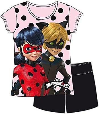 Pijama Ladybug y Cat Noir