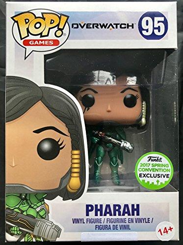 Pharah Emeraude Figurine Funko POP Overwatch Limited Edition