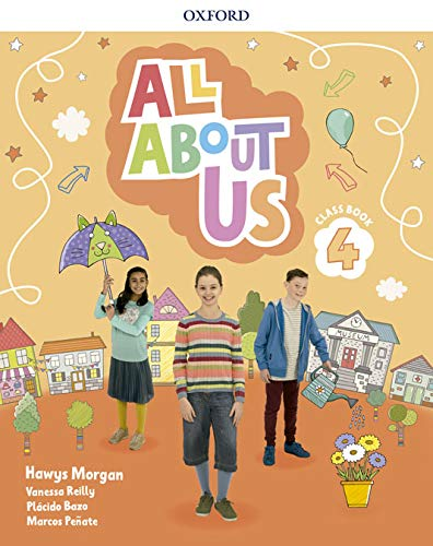 All About Us 4 Class Book