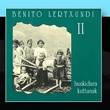 Hunkidura kuttunak II by Benito Lertxundi