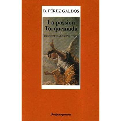La Passion Torquemada, tome 3 : Torquemada et Saint Pierre