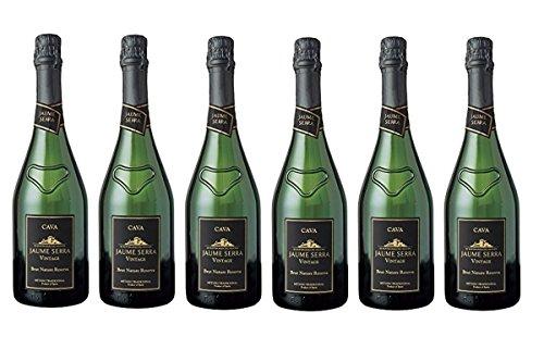 6 botellas de cava Jaume Serra Vintage Brut por sólo 26,25€ ¡¡27% de descuento!!