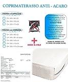 51EQ3xiylJL. SL160  I 10 migliori coprimaterasso antiacaro a due piazze su Amazon
