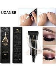 LCLrute Make-up Eye Primer von Radiant Complex Eyeshadow Basis für ein perfekt vorbereitete Augenlid (Schwarz)