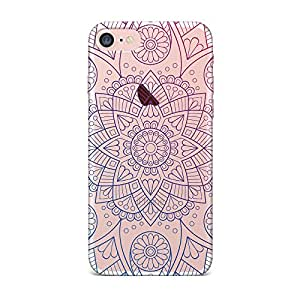 iPhone 7 Hybrid Protective Case with Soft TPU Bumper and Hard iPhone 7 Back Cover Scratch Resistant iPhone 7 Cover Case for iPhone 7 Case-104MPD1253