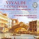Concertos pour deux mandolines, pour...