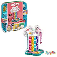 LEGO 41905 DOTS Rainbow Jewellery Stand DIY Desk Accessories Decorations Set, Art and Craft for Kids
