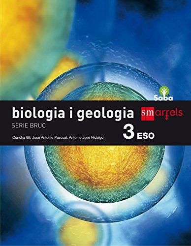 Biologia i geologia. 3 ESO. Saba - 9788467578676