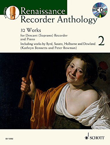 Renaissance Recorder Anthology Vol. 2 +CD