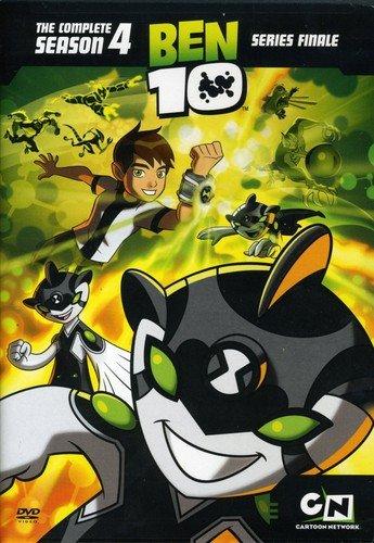Ben 10: Complete Season 4 [DVD] [2008] [Region 1] [US Import] [NTSC]