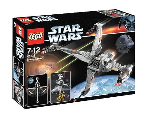LEGO Star Wars 6208 B-Wing Fighter (Lego Star Wars A Wing)