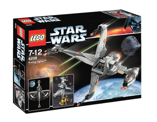 LEGO Star Wars 6208 B-Wing Fighter