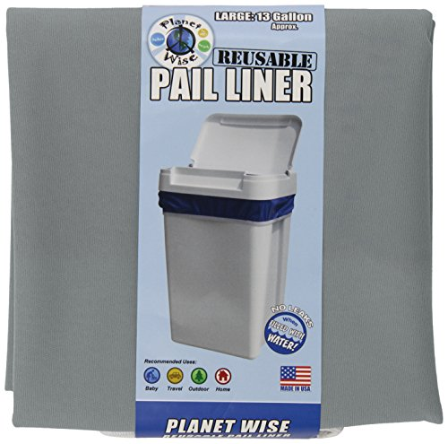 Planet Wise wiederverwendbar Windeleimer Liner