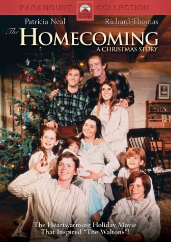 A Story Christmas Film-dvd (The Homecoming: A Christmas Story)