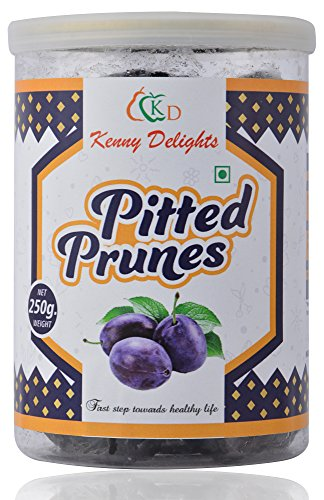 Kenny Delights Pitted Prunes, 250g