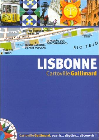 Lisbonne par Guides Cartoville Gallimard