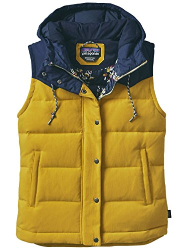 Patagonia Bivy - Veste Femme - rouge 2016 veste sport Sulphur Yellow