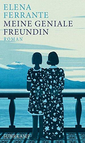 Buchseite und Rezensionen zu 'Meine geniale Freundin' von Elena Ferrante