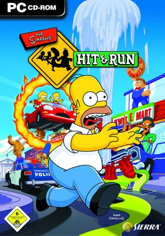 Activision Blizzard Deutschland Simpsons - Hit & Run