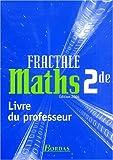 MATHS 2DE FRACTALE PROF 2004