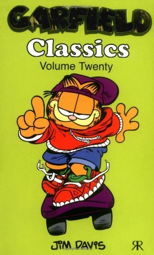 Garfield Classics Volume 20 (Garfield Classic Collection) by Jim Davis (2008-06-23)