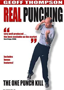 Real Punching: The One Punch Kill [DVD] [2005]