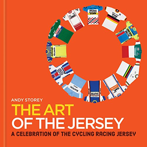 The Art of the Jersey: A Celebration of the Cycling Racing Jersey (English (Men's World Book Day Kostüm)