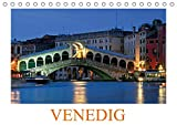 Venedig (Tischkalender 2020 DIN A5 quer): Venedig - eine der schönsten Städte (Monatskalender, 14 Seiten ) (CALVENDO Orte) -