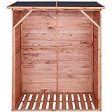 Abris pour votre bois de chauffage - jusqu'à 1,15 m³