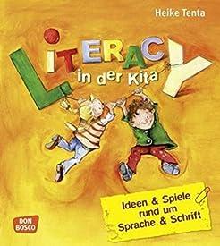 Sprachförderung: kreativ, bewegt und mit allen Sinnen. Literatur zur Kleinkind-Entwicklung und Entwicklung von Kindern.