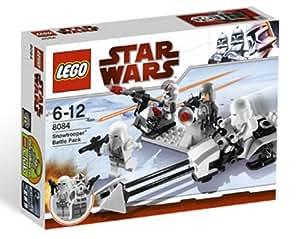Lego Star Wars 8084 - Snowtrooper Battle Pack