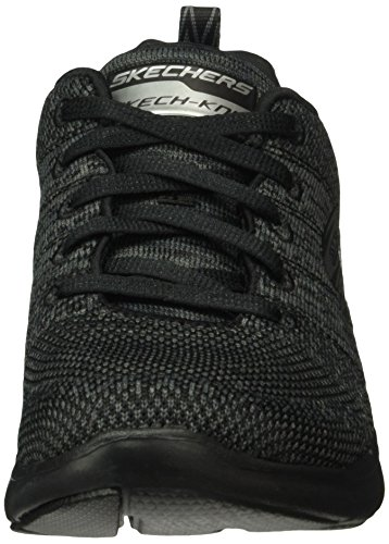 Skechers Flex Appeal 2.0 High Energy Scarpe da ginnastica Black